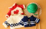 編み物の趣味