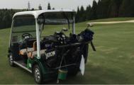 ゴルフを通じて広がった世界