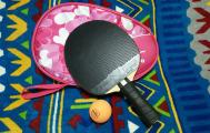 運動不足解消ではじめた卓球にハマる