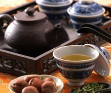 中国茶の趣味