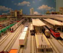 鉄道模型の趣味