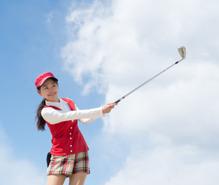 ゴルフの趣味