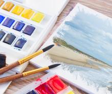 水彩画の趣味