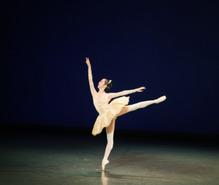 クラシックバレエの趣味