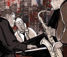 ジャズサックスの趣味