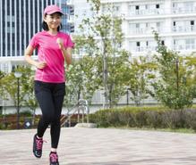 ジョギングの趣味