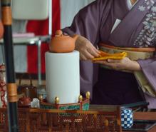 煎茶道の趣味