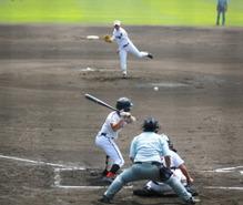 高校野球観戦の趣味
