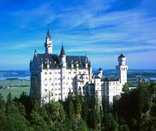 ヨーロッパお城巡りの趣味