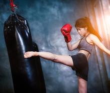 キックボクシングの趣味