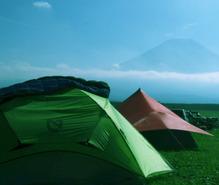 キャンプの趣味