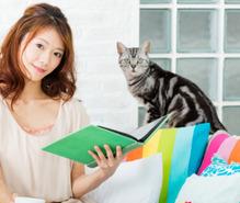 ネコ飼育の趣味