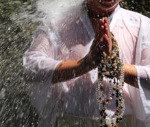 滝行の趣味