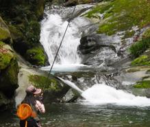 川釣りの趣味