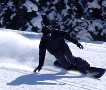 スノーボードの趣味