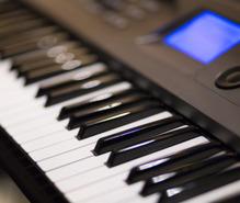 電子ピアノの趣味