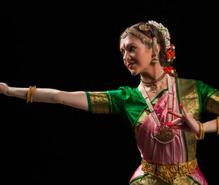インド舞踊の趣味