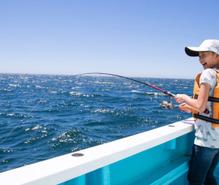 海釣りの趣味