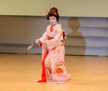 日本舞踊の趣味