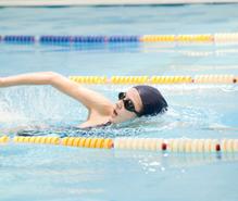 水泳の趣味
