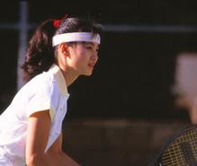テニスの趣味