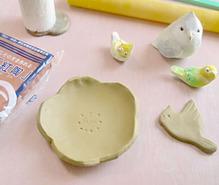オーブン陶芸の趣味