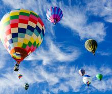 熱気球の趣味