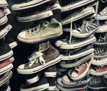 スニーカー集めの趣味
