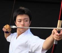 弓道の趣味