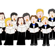 合唱の趣味