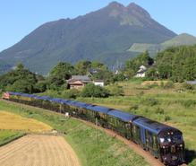 豪華列車の旅の趣味