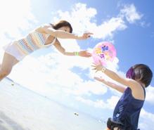 海水浴の趣味