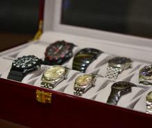 腕時計コレクションの趣味