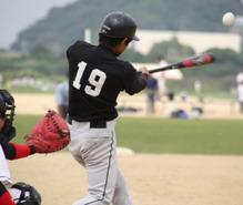 草野球の趣味