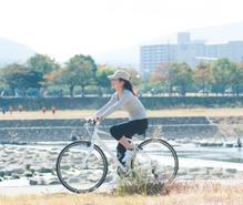 サイクリングの趣味