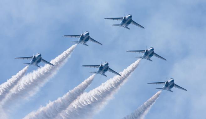 自衛隊航空祭