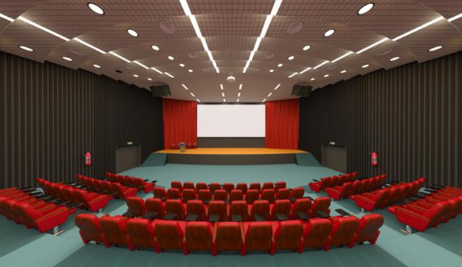 別世界を楽しめる、映画鑑賞。