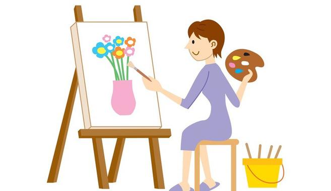 豊かな色彩に憧れて―油絵具の魅力