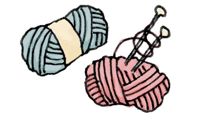 『ズパゲッティ』で編み物に夢中