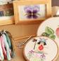刺繍の趣味
